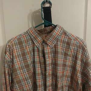 Southern Marsh button up